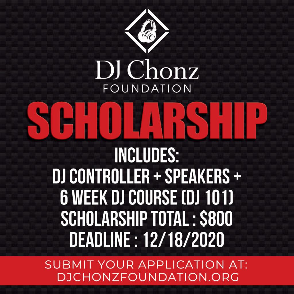DJ Scholarship